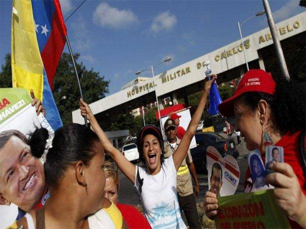 EE.UU: Si Hugo Chávez no puede gobernar habrá que llamar a elecciones