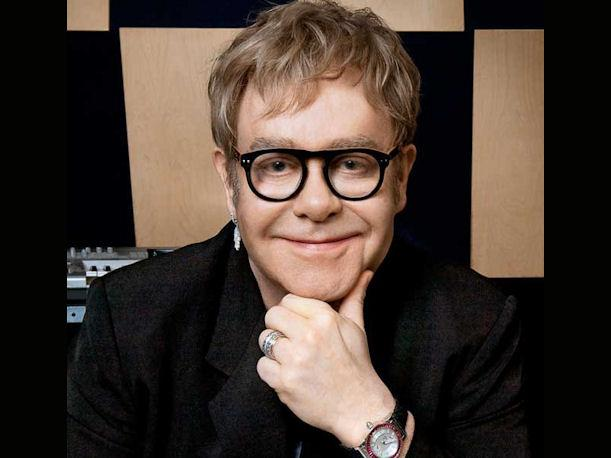 Elton John, music, new album