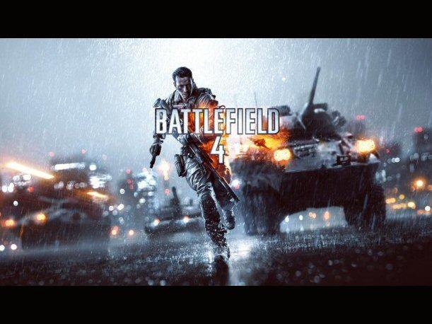 Se viene el Battlefield 4