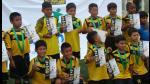 Copa de la Amistad 2013: Chicos fueron premiados tras el título (FOTOS) - Noticias de fotos copa de la amistad 2013