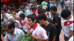 Sudamericano Sub 20: Los hinchas vivieron intensamente el partido Perú - Chile (FOTOS) - Noticias de fotos suda sub-20 2013