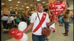 Lima: Los hinchas esperaron a la Selección Sub 20 (FOTOS) - Noticias de fotos suda sub-20 2013