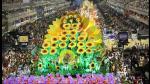Brasil: Carnaval de Río de Janeiro se engalanó con el paso de las carrozas (FOTOS) - Noticias de carnaval de río de janeiro 2013