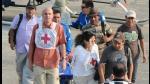 Colombia: Así fue la liberación de peruanos secuestrados por el ELN (FOTOS) - Noticias de josé mamani ochoa