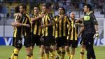 Copa Libertadores 2013: Peñarol se hizo fuerte en el Centenario - Noticias de fabian estoyanoff