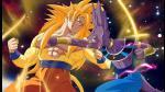Dragon Ball Z: ¿Cómo es Gokú como Super Sayayin Dios? (FOTOS) - Noticias de super sayayin dios