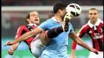 AC Milán se impuso 3-0 al Lazio con doblete de Giampaolo Pazzini (FOTOS) - Noticias de prince boateng