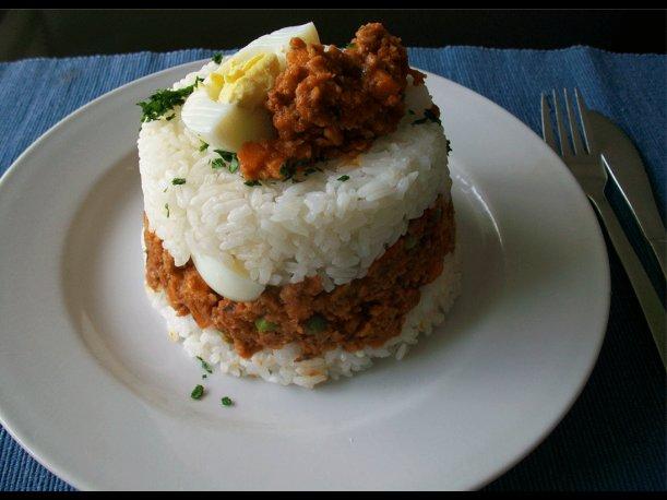 Arroz tapado uno de los platos m s sabrosos y sencillos - Platos sencillos y sanos ...