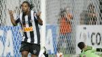 Copa Libertadores: Atlético Mineiro sube a la altura de La Paz - Noticias de walter rocha