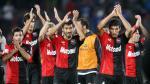 Copa Libertadores 2013: Lo mejor de la victoria de Newell's sobre la U. de Chile (FOTOS) - Noticias de universidad feredico villarreal